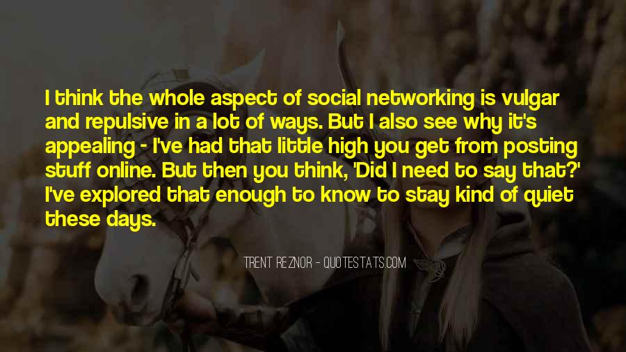 Quotes About Posting What I Want #181453
