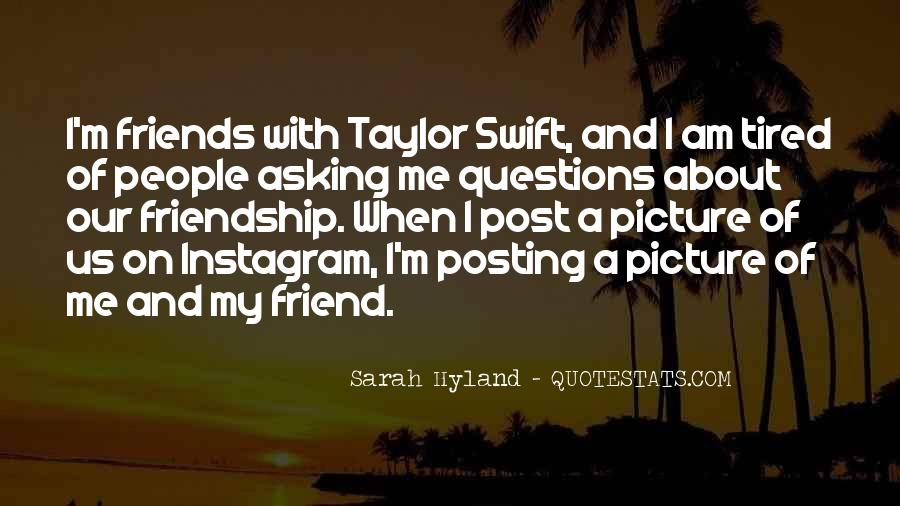 Quotes About Posting What I Want #50566