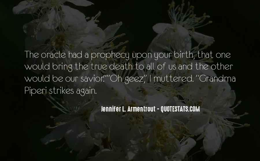 Quotes About Death Of A Grandma #1064426