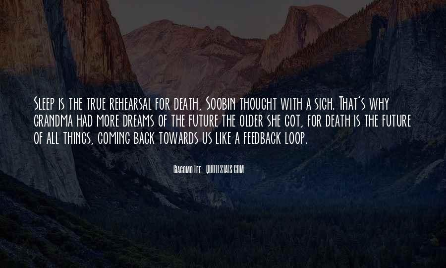 Quotes About Death Of A Grandma #1315782