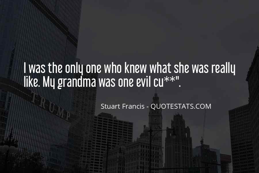 Quotes About Death Of A Grandma #269976