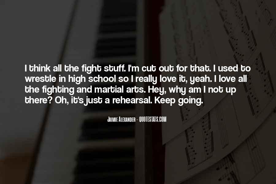 Quotes About Cutting The Arts #1532046
