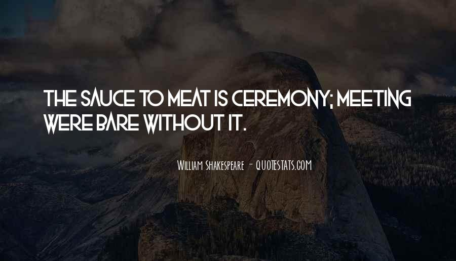 Quotes About Ceremony And Ritual #1190075