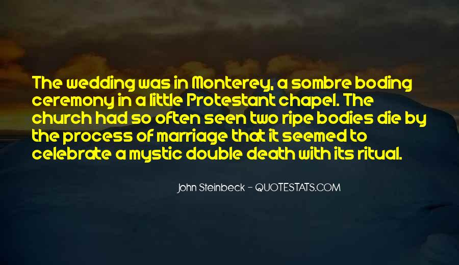 Quotes About Ceremony And Ritual #330750