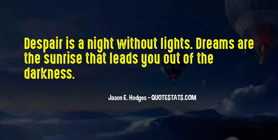 Quotes About Night Dreams #109980