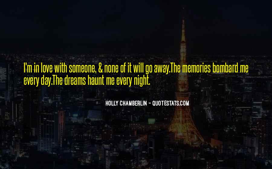 Quotes About Night Dreams #128398