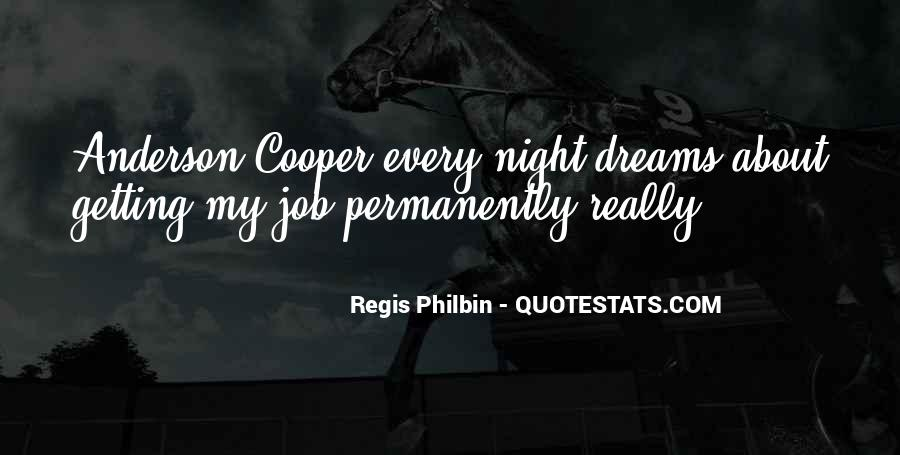 Quotes About Night Dreams #189525
