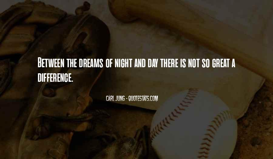 Quotes About Night Dreams #190441