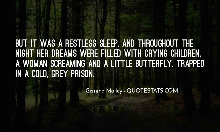 Quotes About Night Dreams #415971
