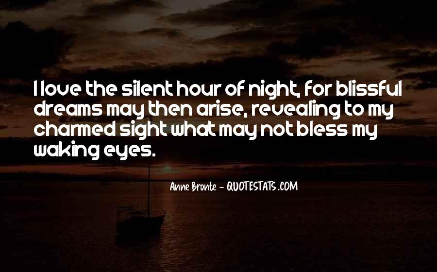 Quotes About Night Dreams #479641