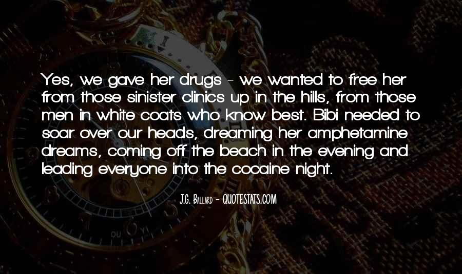 Quotes About Night Dreams #545711
