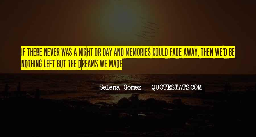 Quotes About Night Dreams #74722