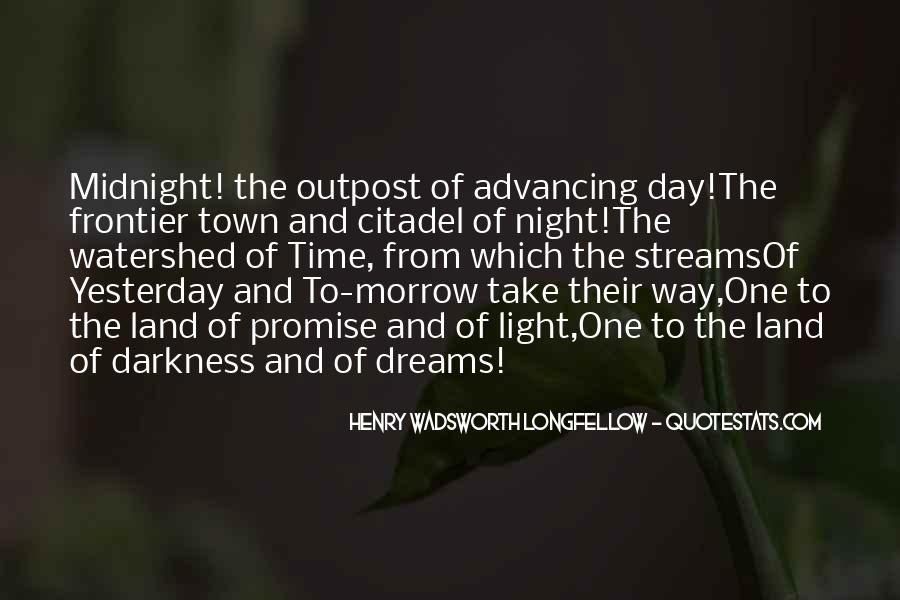 Quotes About Night Dreams #8489