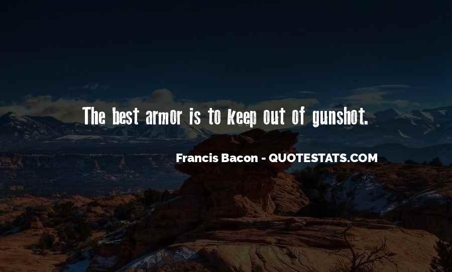 Quotes About Gunshots #1788668