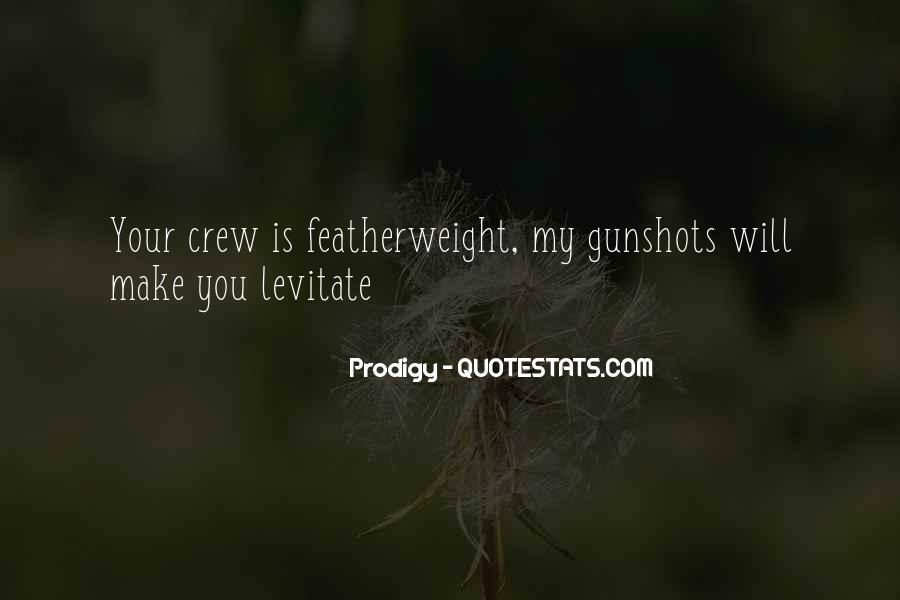Quotes About Gunshots #1873504