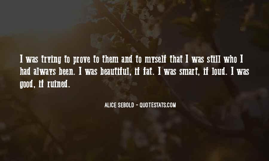 Quotes About Smart And Beautiful #1021843