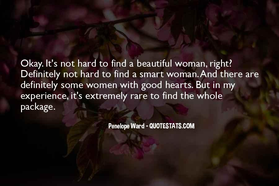 Quotes About Smart And Beautiful #1030133