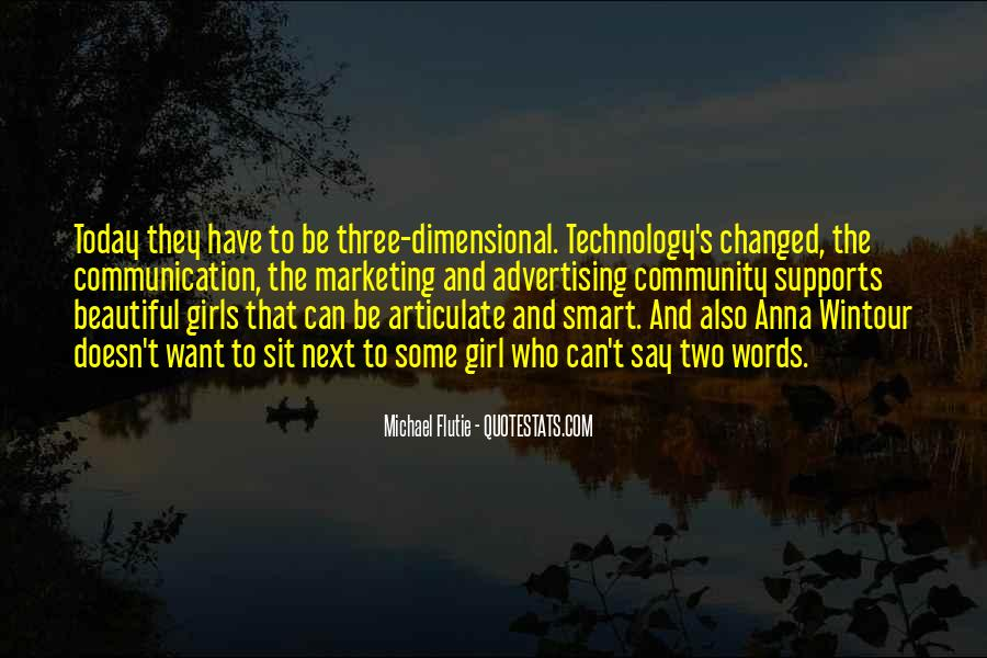 Quotes About Smart And Beautiful #152218