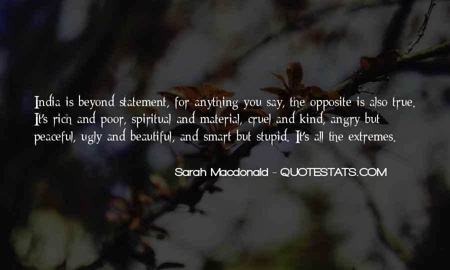 Quotes About Smart And Beautiful #1762575
