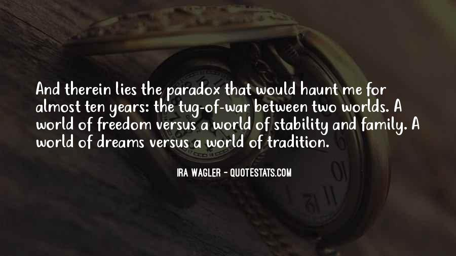 Quotes About War And Freedom #1286411