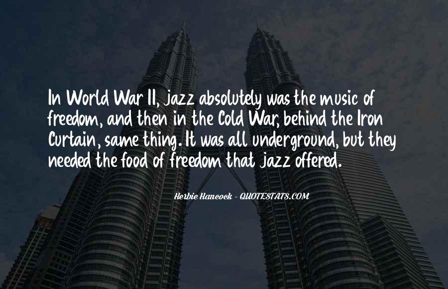 Quotes About War And Freedom #253985
