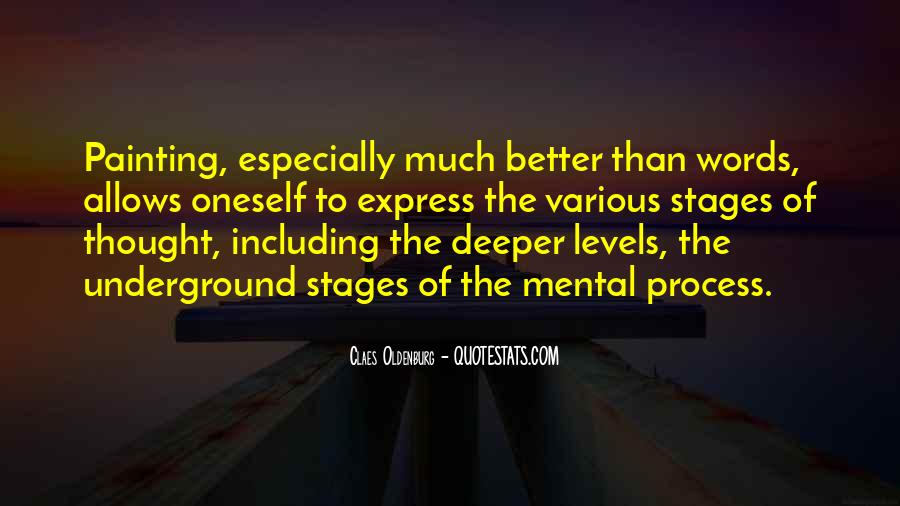 Quotes About Levels #17826