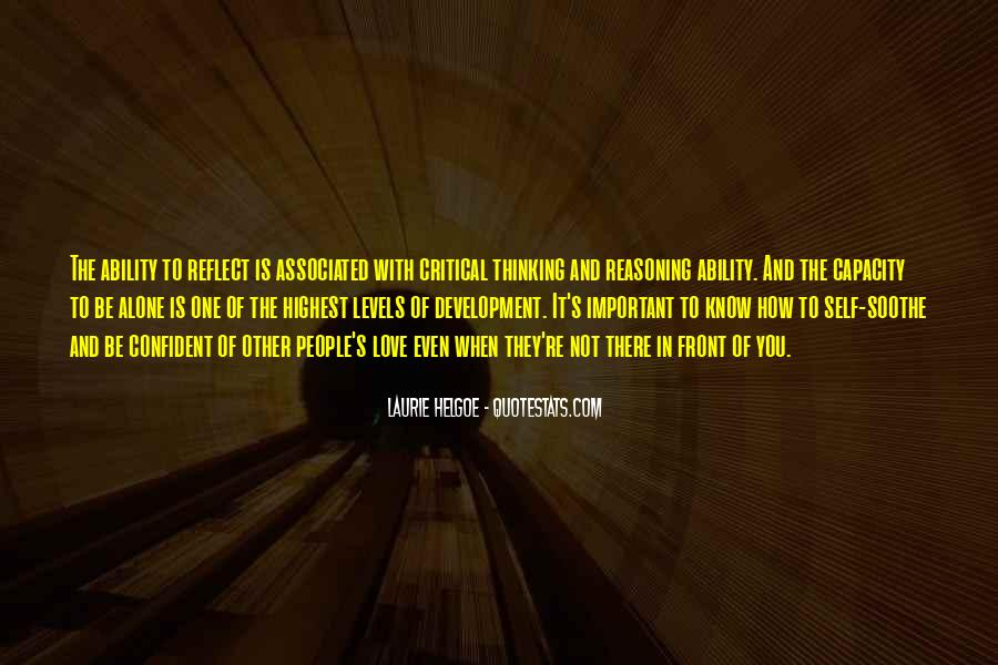 Quotes About Levels #18952