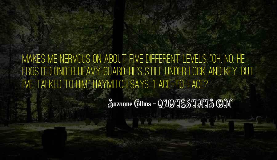 Quotes About Levels #28082