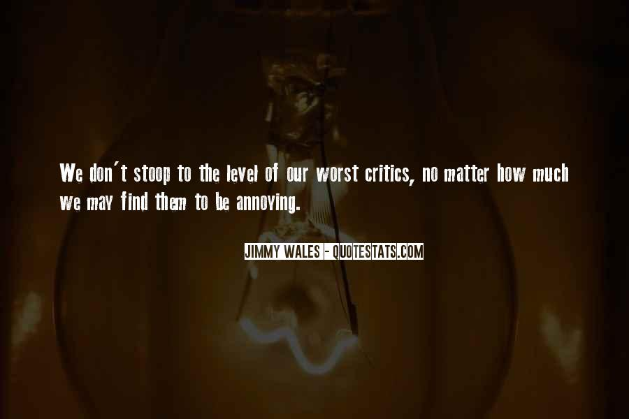 Quotes About Levels #34437