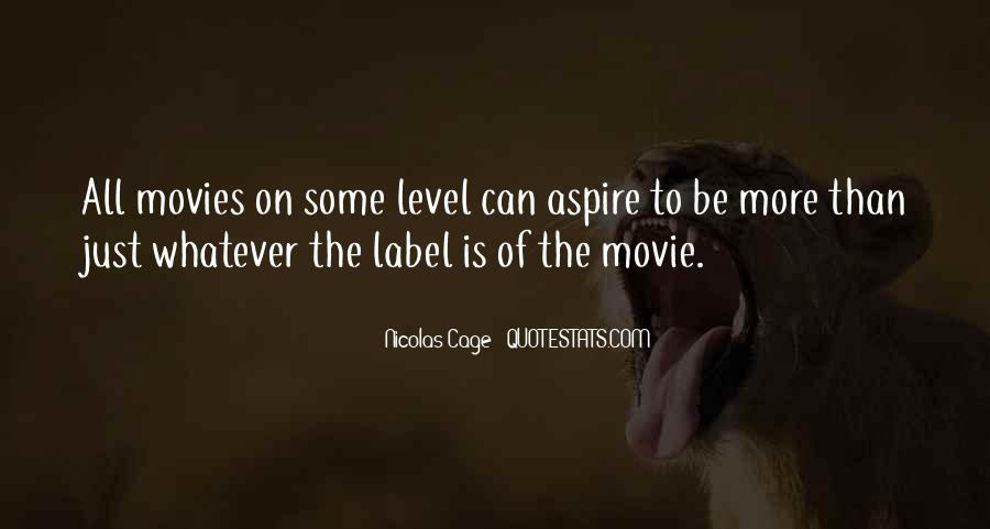 Quotes About Levels #38771
