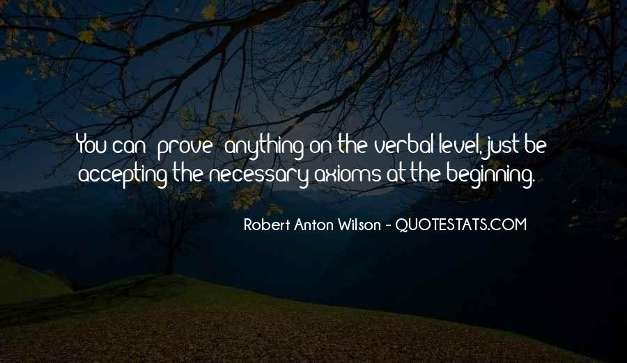 Quotes About Levels #68791