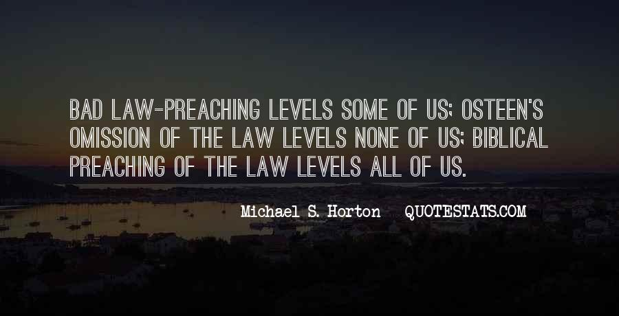 Quotes About Levels #71431