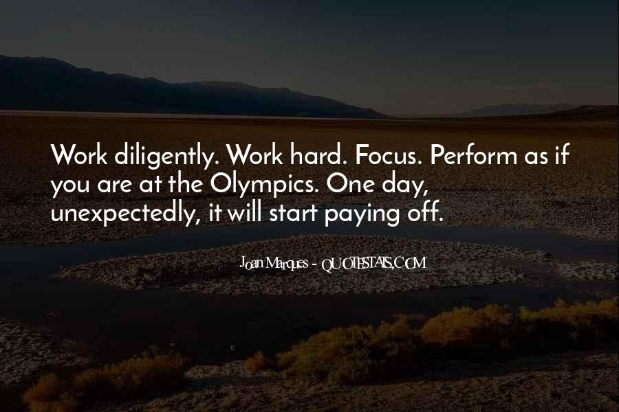 Quotes About Hard Work And Rewards #1757983