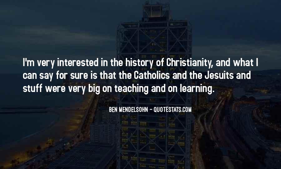 Quotes About History And Learning #1015248