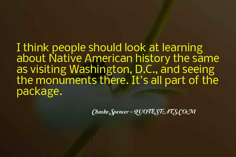 Quotes About History And Learning #1230399