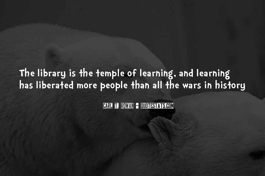 Quotes About History And Learning #1268868