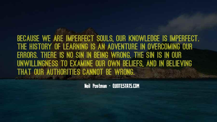 Quotes About History And Learning #1425953