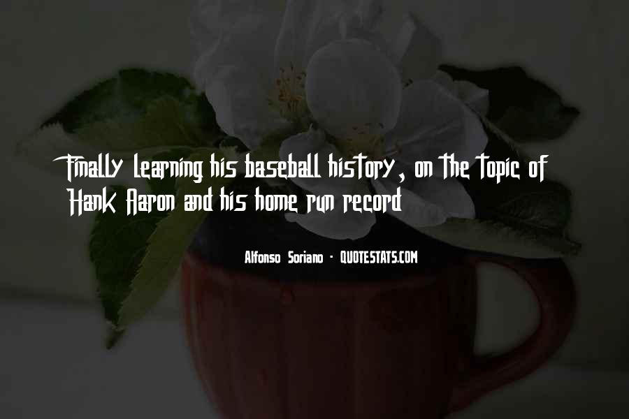 Quotes About History And Learning #237062