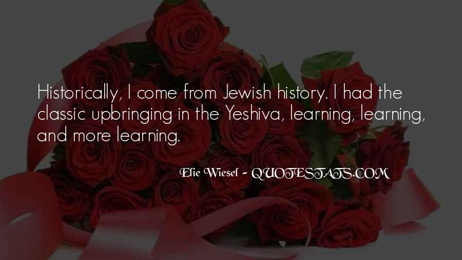 Quotes About History And Learning #422446