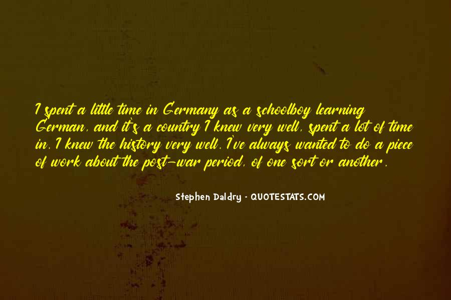 Quotes About History And Learning #46623
