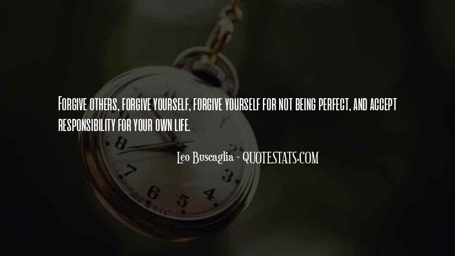 Quotes About Perfect Life #107708