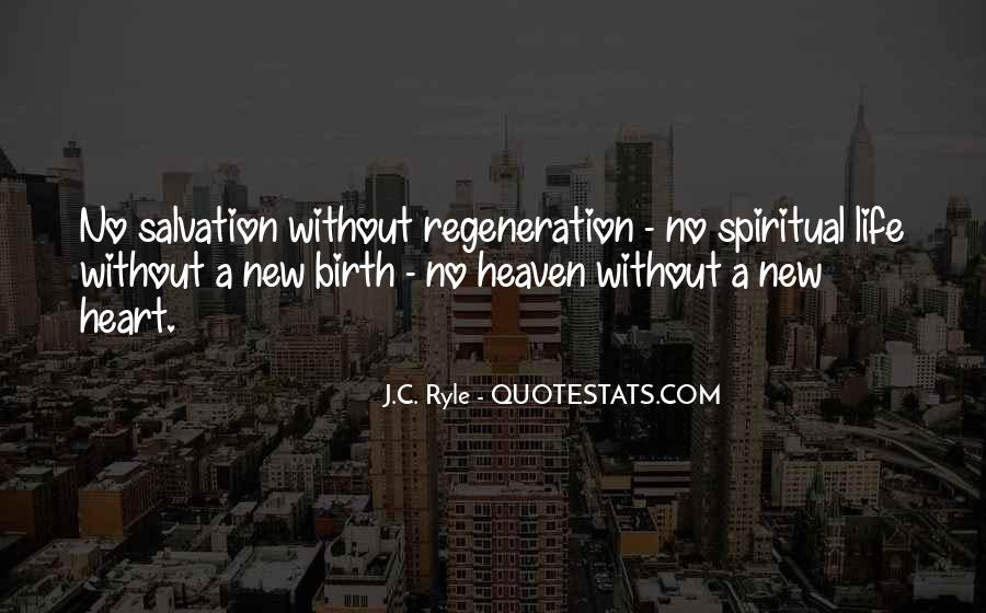 Quotes About New Life Birth #1501628