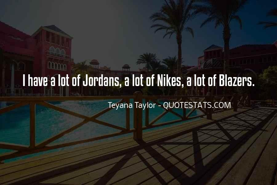 Quotes About Blazers #1858245