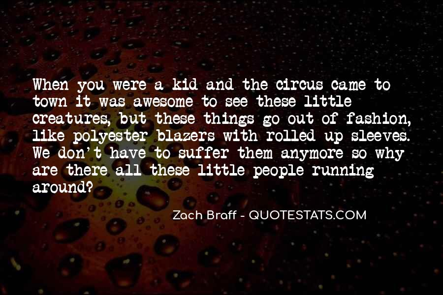 Quotes About Blazers #222379