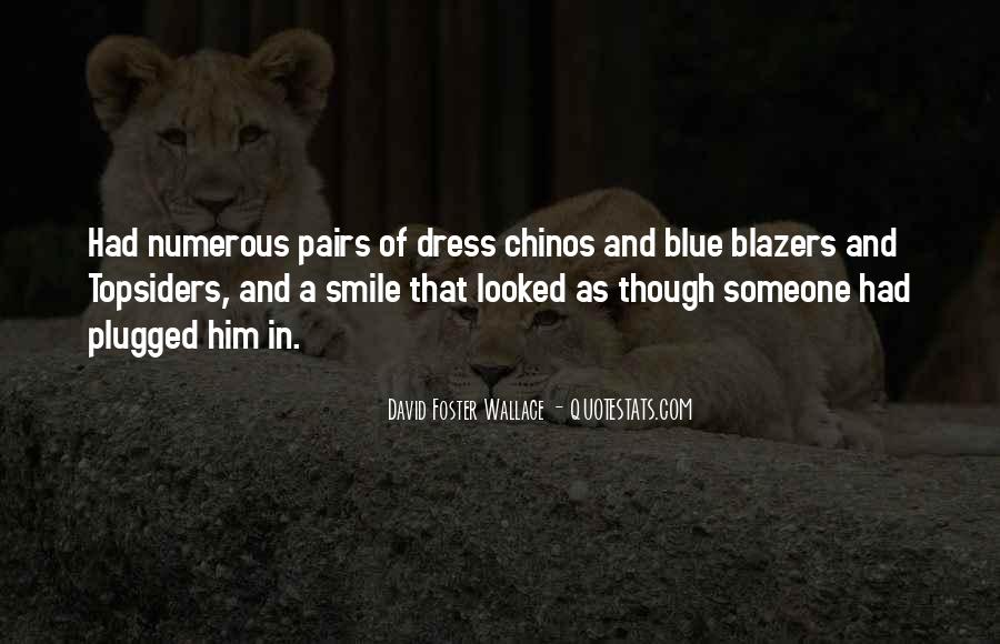 Quotes About Blazers #38649