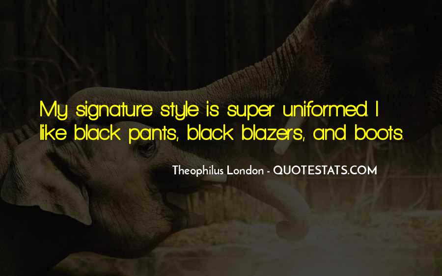 Quotes About Blazers #651834