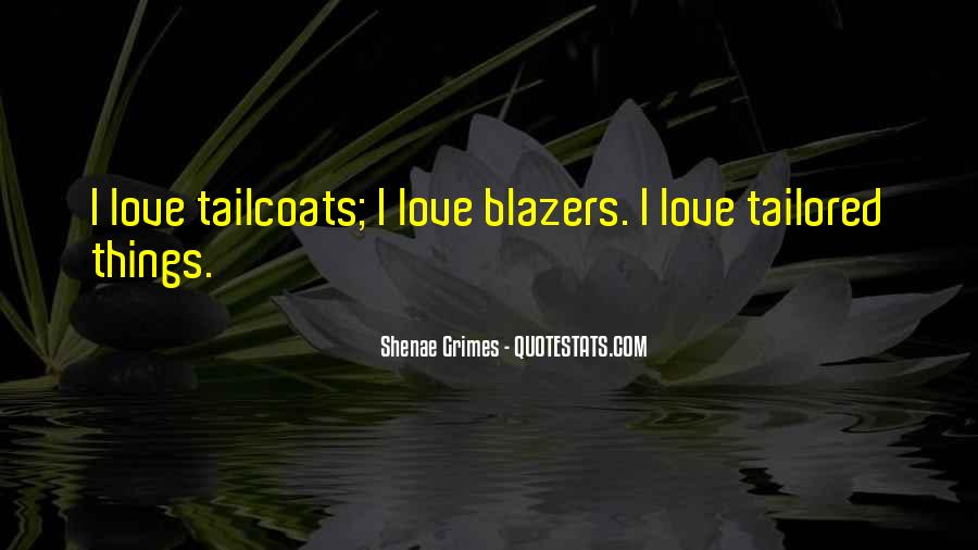 Quotes About Blazers #77232