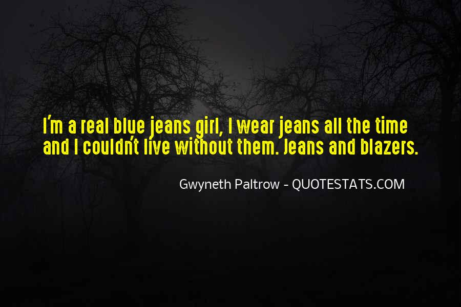 Quotes About Blazers #830408