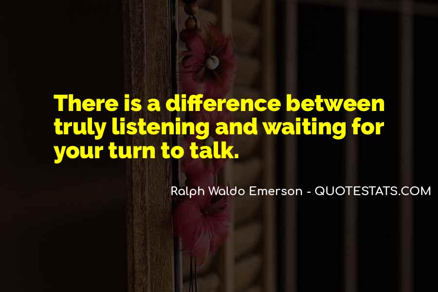 Quotes About Waiting For Your Turn #155062