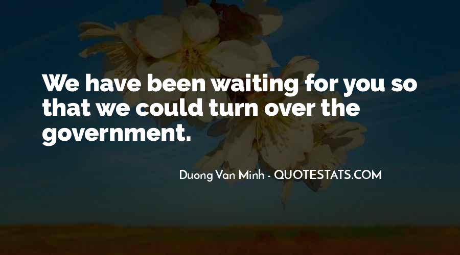 Quotes About Waiting For Your Turn #561263